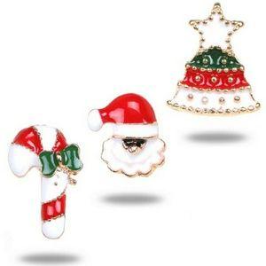 3 pc. Christmas Pin Set